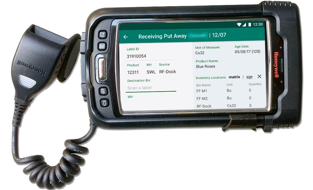 new handheld device